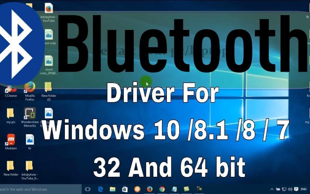 Hướng dẫn cách bật tắt bluetooth trên laptop Win 7, 10