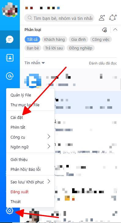 Cách chụp 1 phần màn hình và toàn màn hình với ứng dụng Zalo