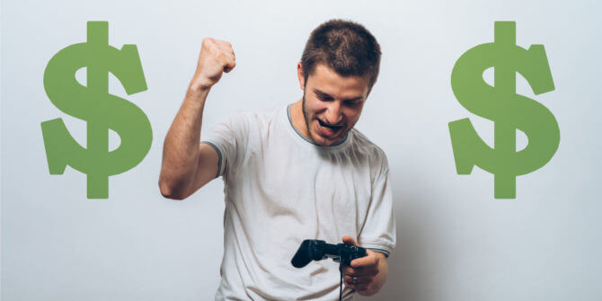 Chơi game kiếm tiền thật trên mạng online 2019