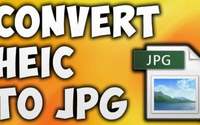 Cách chuyển đổi hình ảnh .HEIC sang .JPG/.PNG trong macOS
