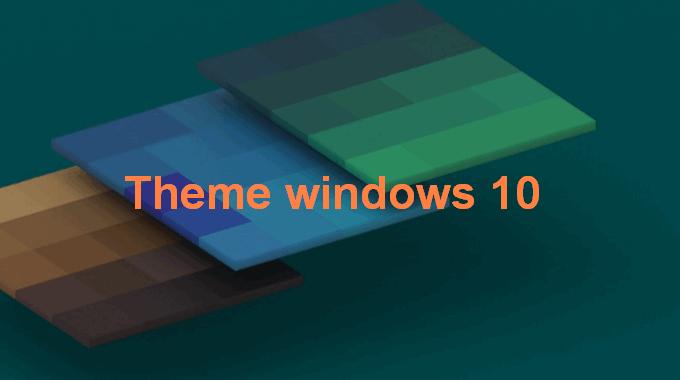 [7] Web Tải Theme Win 10 Đẹp – Thay Đổi Giao Diện Win 10