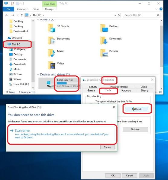 cách làm máy tính chạy nhanh hơn win 10