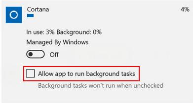 cách tắt ứng dụng đang chạy trên win 10