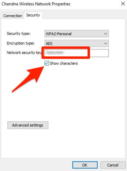 cách xem pass wifi trên máy tính qua cài đặt windows