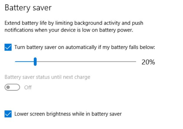 Tự động chỉnh độ sáng màn hình laptop cho tuổi thọ pin