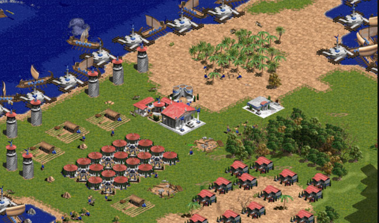 Game cho PC - Age Of Empires
