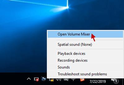 máy tính không có âm thanh