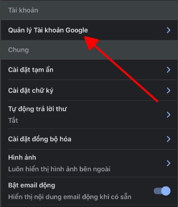 cách xóa gmail vĩnh viễn
